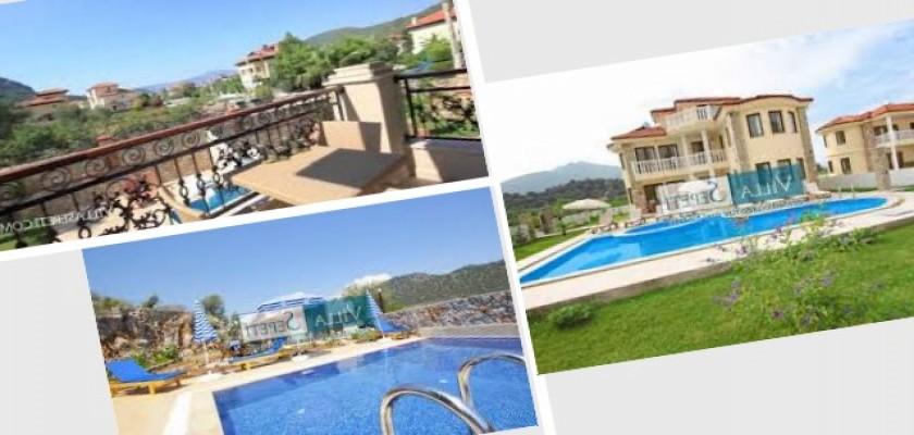 Villa Oniks İle Keyifli Bir Tatil Yapın
