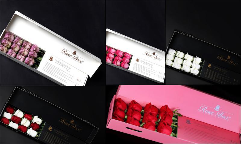 RoseBox Güllerinin Özellikleri