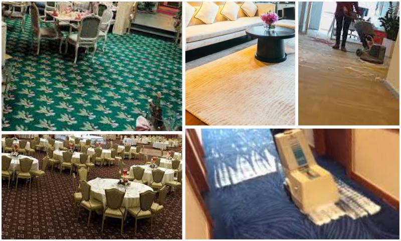 Yün Otel Halısı