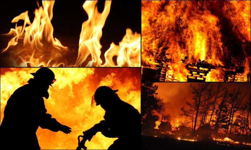 Küçük Çaplı Yangınlar İçin Söndürme Sistemleri