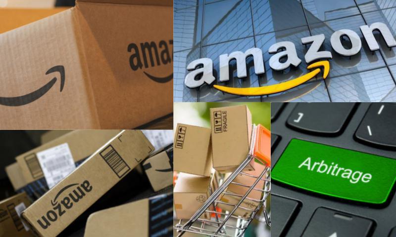Online ve Retail Arbitrage Depo Hizmetleri