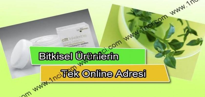 Bitkisel Ürünlerin Tek Online Adresi