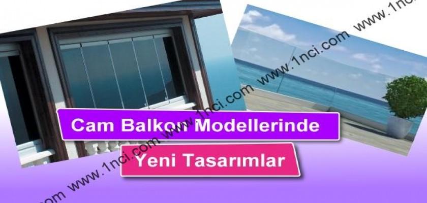 Cam Balkon Modellerinde Yeni Tasarımlar