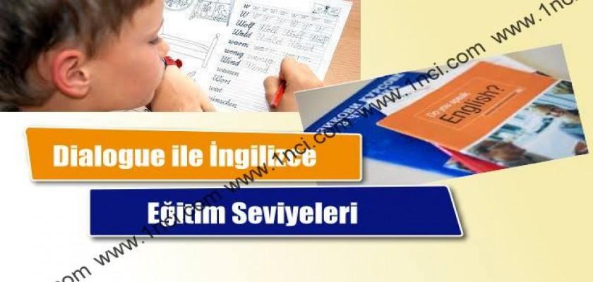 Dialogue ile İngilizce Eğitim Seviyeleri