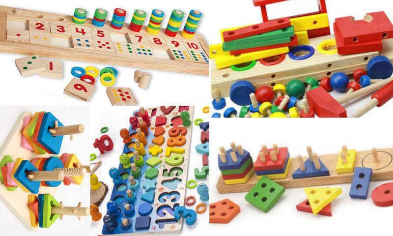 Eğitici Oyuncaklar Mağazamızda