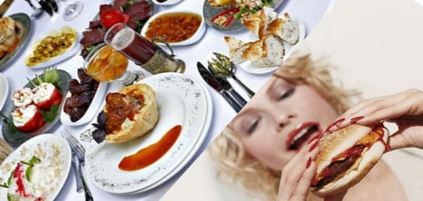 En Sık Yapılan Beslenme ve Diyet Hataları
