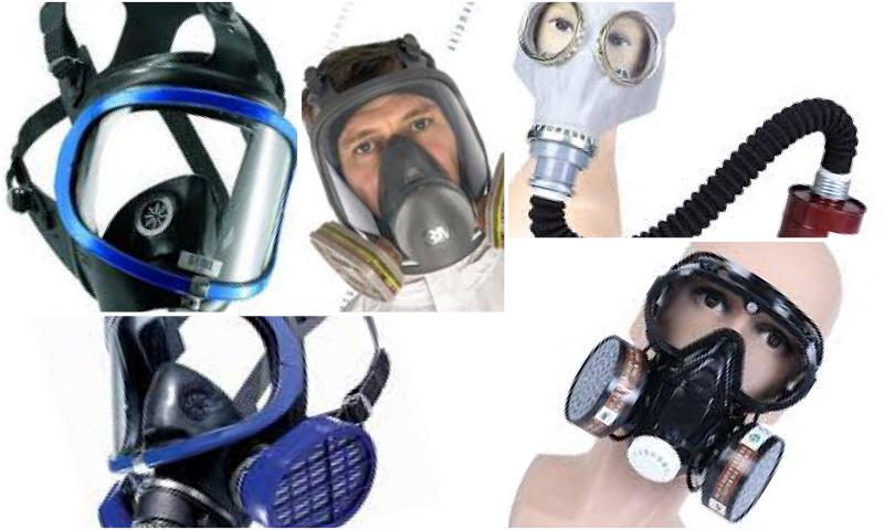 Gaz Maskesi Nedir Nasıl Kullanılır?