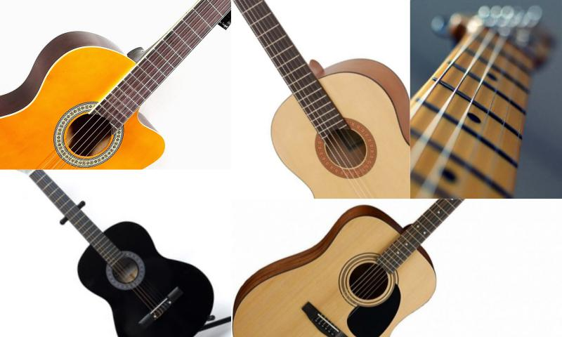 Gitarın Yapısı ve Aksesuarları Nelerdir