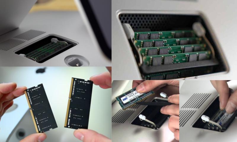 İMac RAM Değişimi