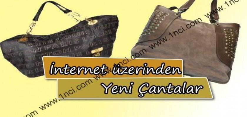 İnternet Üzerinden Bayan Çanta Almak