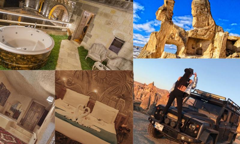Kapadokya Balayı Paket İçeriğinde Neler Var?