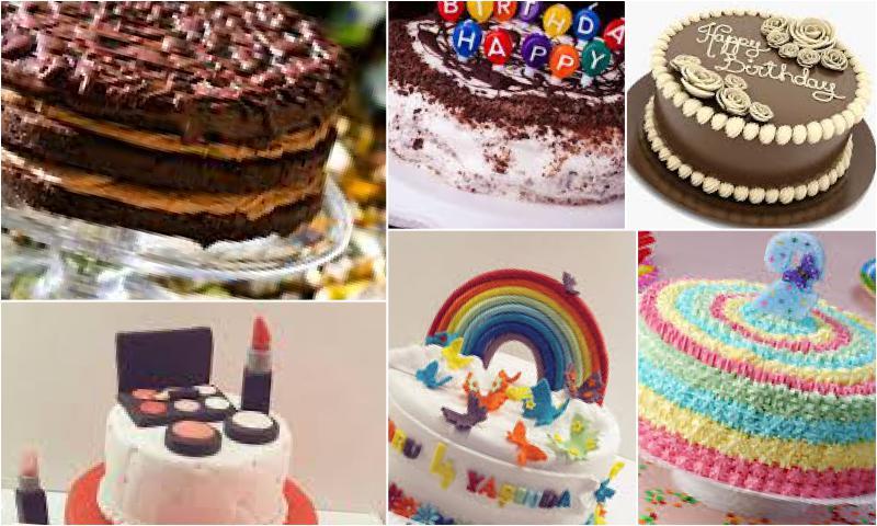 Doğum Gününüz İçin Butik Pasta Yaptırın
