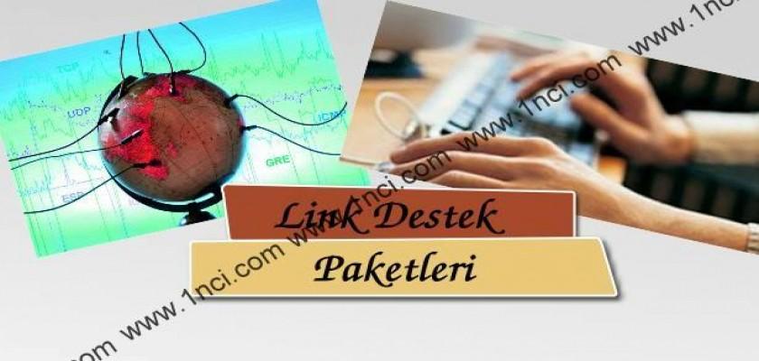 Link Destek Paketleri