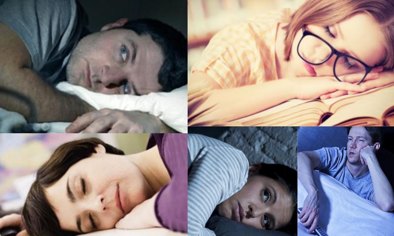 Uykusuzluk Hastalığı Nedenleri