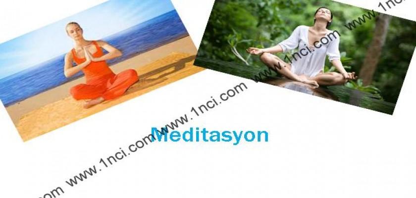 Sağlığınız İçin Meditasyon