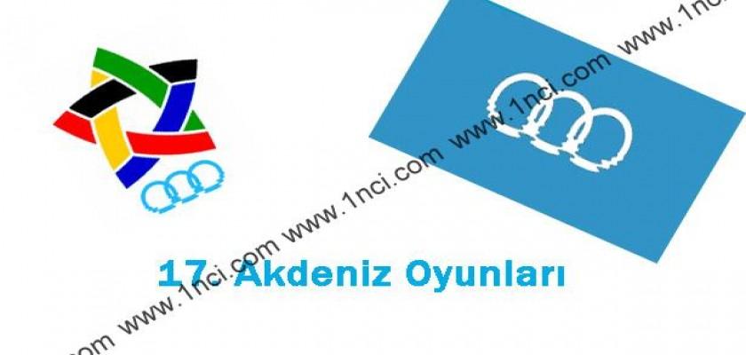 17. Akdeniz Oyunları Mersin'de Yapıldı
