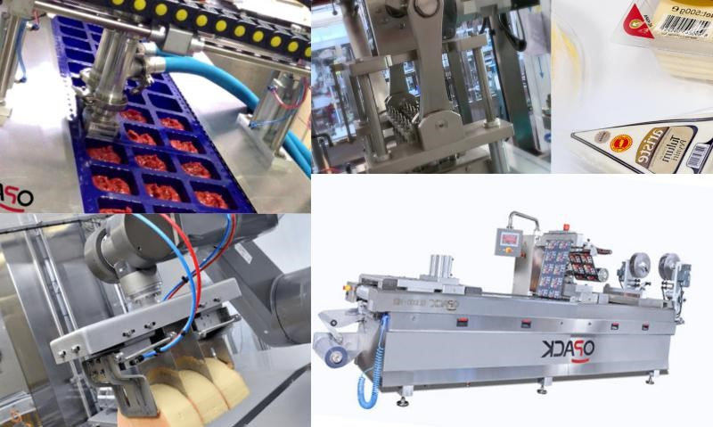 Termoform Paketleme Makineleri
