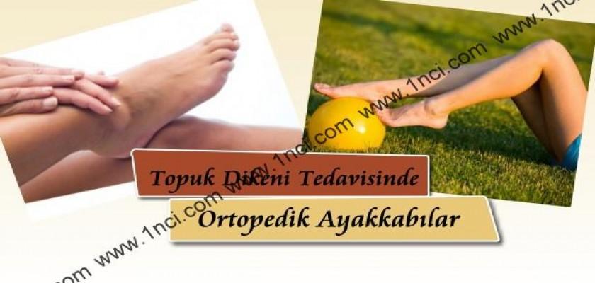 Topuk Dikeni Tedavisinde Ortopedik Ayakkabılar