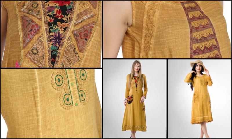 Şile Bezi Elbiselerinin Özellikleri