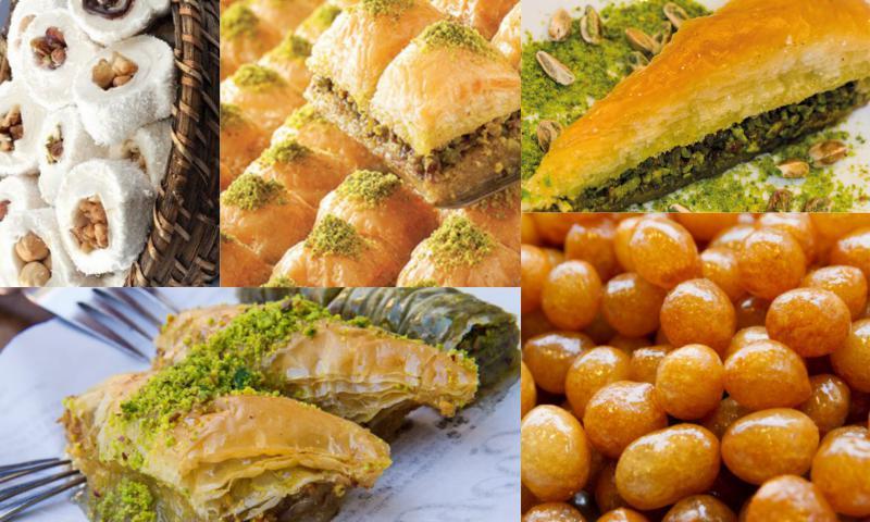 Turkish Sweets Nereden Alınır?