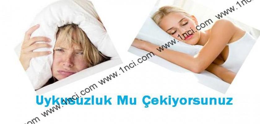 Uyku Sorununuz Mu Var