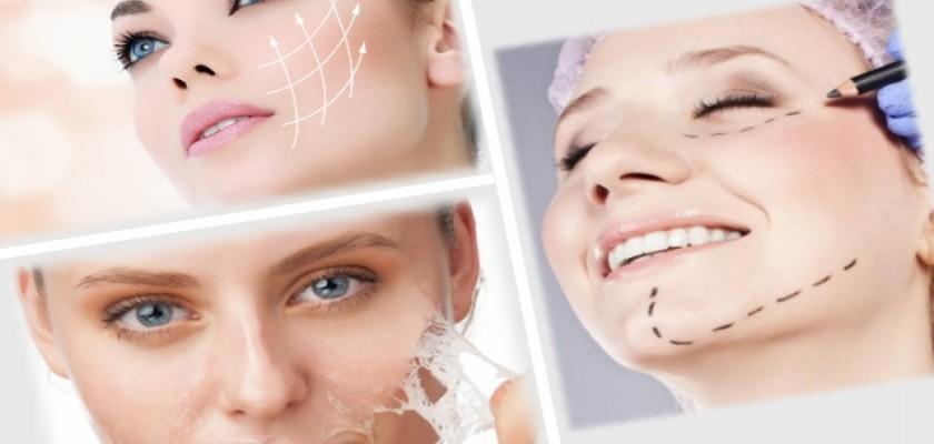 Yüz Estetiğinde Kullanılan Teknikler